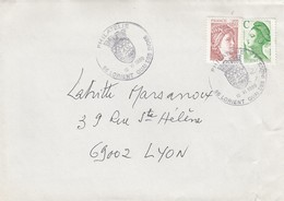 FRANCE - LETTRE CACHET PHILATELIE 10.6.1999 LORIENT QUAI DES INDES 56   / 2 - France