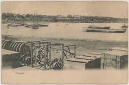 CPA - Carte Postale Tanzania - Tanga - Harbor - Postcard - Tanzania