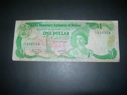 Belize 1 Dollar - Belize