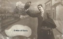 Gierle - Groeten Uit Gierle - Rex 4454 - Lille