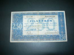 Paesi Bassi 2,50 Gulden - Paises Bajos