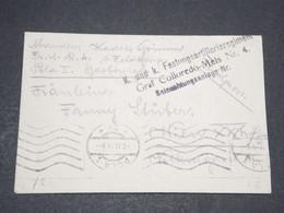 ALLEMAGNE - Enveloppe En Feldpost En 1914 , Voir Griffe Du Régiment D 'Artillerie - 14050 - Germania