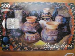Télécarte Du Costa-Rica - Costa Rica