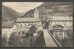 Carte Postale Ancienne. FLUMET ..SAVOIE - Rhône-Alpes