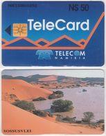 228/ Namibia; P34. Sossusvlei - Namibia