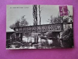 28 - CONIE MOLITARD Le Pont Voyagé En 1932 - Autres Communes