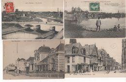 LR60 / Lot D'environ 1010 Cpa,cpsm Et Cpm D'ILLE Et VILAINE  (voir Déscriptif) - Postcards