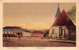 Allemagne - Wilhelmsburg - Kirchenplatz - Allemagne
