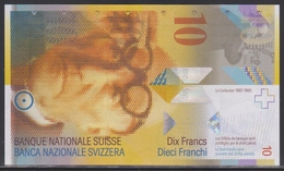 Switzerland 10 Franken (19)95 UNC - Switzerland