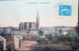 44    MISSILLAC  Vue Générale  1909 - Missillac