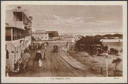 The Crescent, Aden, C.1910s - Lehem RP Postcard - Yemen