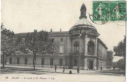 Alès - Le Lycée J-B Dumas - Alès