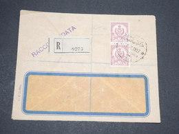 LIBYE - Enveloppe Commerciale En Recommandé De Tripoli Pour La France En 1957 - 14064 - Libye