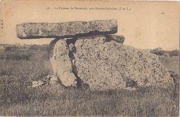 CPA - Le Dolmen De Boumiers , Près  Sainte Catherine - France