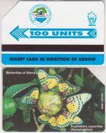 240/ Sierra Leone; P12. Euphaedra Cyparissa - Sierra Leone