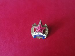 Pin TJ Rudahvezda - P617 - Pin's