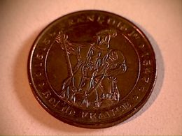 Médaille Touristique Roi De France François 1er Monnaie De Paris - 2004