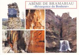 30 ABIME DE BRAMABIAU / MULTIVUES / STELE DE MARTEL - France
