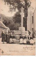 29TRE- TREFFIAGAT - Le Vieux Calvaire - Autres Communes
