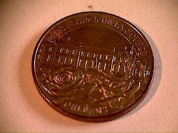 Médaille Touristique Parc Floral De La Source Orléans Monnaie De Paris - Monnaie De Paris