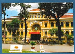 SAIGON HOCHIMINH CITY VIETNAM THE CENTRAL POST-OFFICE 1997 - Vietnam
