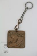 Vintage Cooper Keyring - Chile Horn - Llaveros