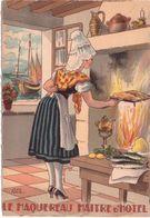 Le Maquereau Maître D'hotel (illustrateur Jean Paris) Nos Plats Régionaux - Recepten (kook)