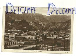 Yémen. General View  Aden. Egyptian  Cigarettes Factory.N° 19. M.S. Lehem & Co - Yémen