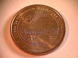 Médaille Touristique Musée De Préhistoire Des Gorges Du Verdon Quinson - Monnaie De Paris