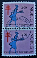 LOT 0134 - Norway - Michel 862 - (49 Pieces) - Timbres