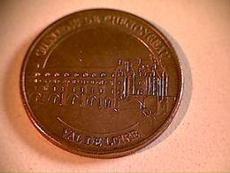 Médaille Touristique Château De Chenonceau Val De Loire - 2004