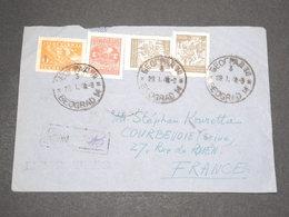 YOUGOSLAVIE - Enveloppe En Recommandé De Belgrade Pour La France En 1948 - 14079 - 1945-1992 Sozialistische Föderative Republik Jugoslawien