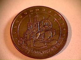 Médaille Touristique Disneyland Resort Paris - 2004