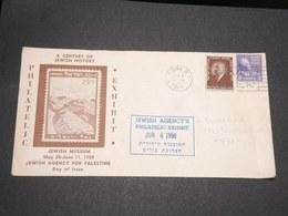 ETATS UNIS  - Enveloppe Commémorative Judaïque En 1950 - 14080 - Event Covers