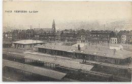 VERVIERS : La Gare - Verviers