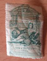 Vignette Exposition Universelle De Dijon - Juin à Octobre 1896 - Autres