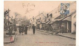 Tonkin - Hanoî - Rue Des Pines -   CPA° - Vietnam