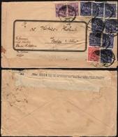 Germany - Dienstbrief (Mi. 21, 26, 28), Bendingbostel 1.8.1923 - Verden. - Dienstpost