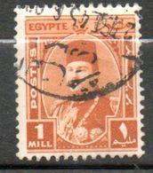 EGYPTE  Roi Fouad I 1944-46 N° 223 - Egypt