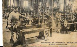 Bordeaux-Bastide Automobiles Motoboc Alésage Des Cylindres - Bordeaux
