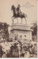 57MET20 - METZ -  Inauguration Du Monument La Fayette Par Les Chevaliers De Colomb - Metz