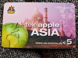 AS Tele Apple Asia  Euro  -   Moschee -   Used Condition - Deutschland