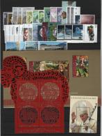 Liechtenstein 2014 Annata Completa / Complete Year Set **/MNH VF - Vollständige Jahrgänge