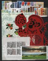 Liechtenstein 2015 Annata Completa / Complete Year Set **/MNH VF - Vollständige Jahrgänge