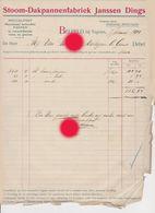 Belfeld  Venlo 1909  Janssen Dings - Pays-Bas
