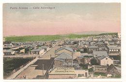 Chili - Calle Aconcagua -  Carniceria  And  Chancheria - CPA° - Chili