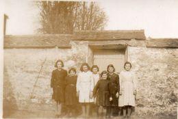 Souvenir De Mon Ecole Libre à PUSSAY  Mars 1940 - Lieux