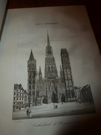 1935 SEINE INFERIEURE -Rouen  (Antiquités-Caractère-Langage-Curiosités-Industrie Commerciale.-Variétés-Population-etc) - Books, Magazines, Comics