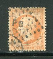 Y&T N°23  Ambulant P B - 1862 Napoleone III