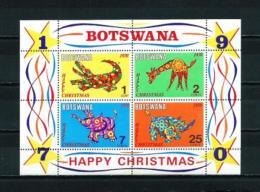 Botswana  Nº Yvert  HB-4  En Nuevo - Botswana (1966-...)